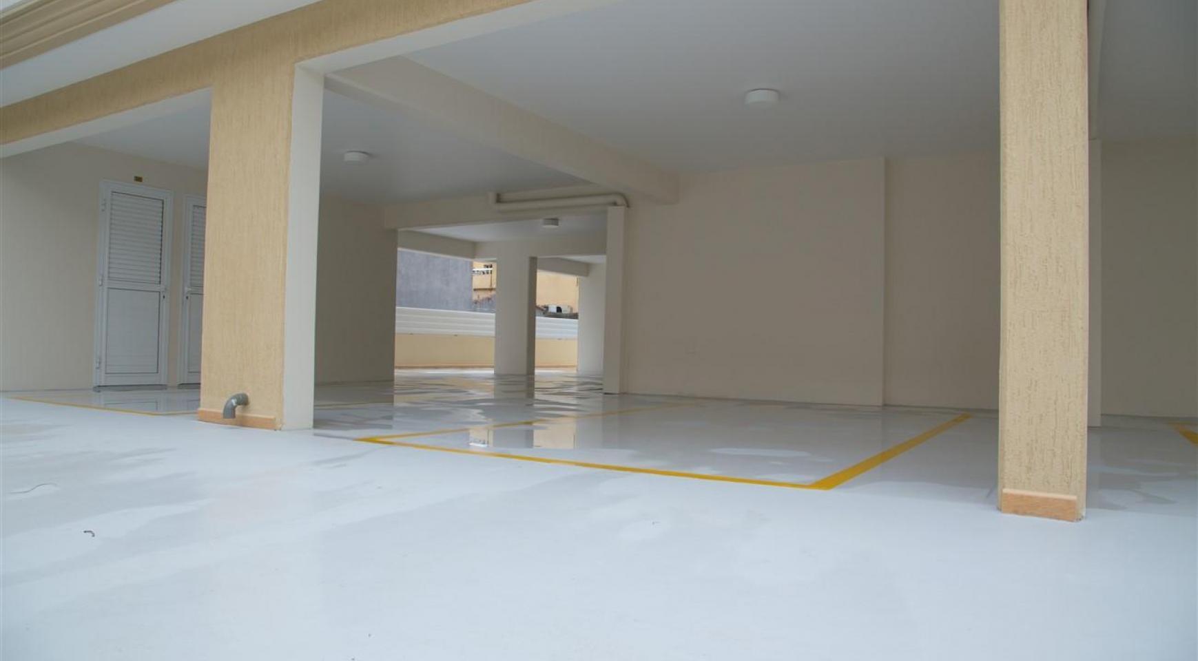 Frida Court. Cozy Spacious One Bedroom 103 Apartment in Potamos Germasogeia - 11