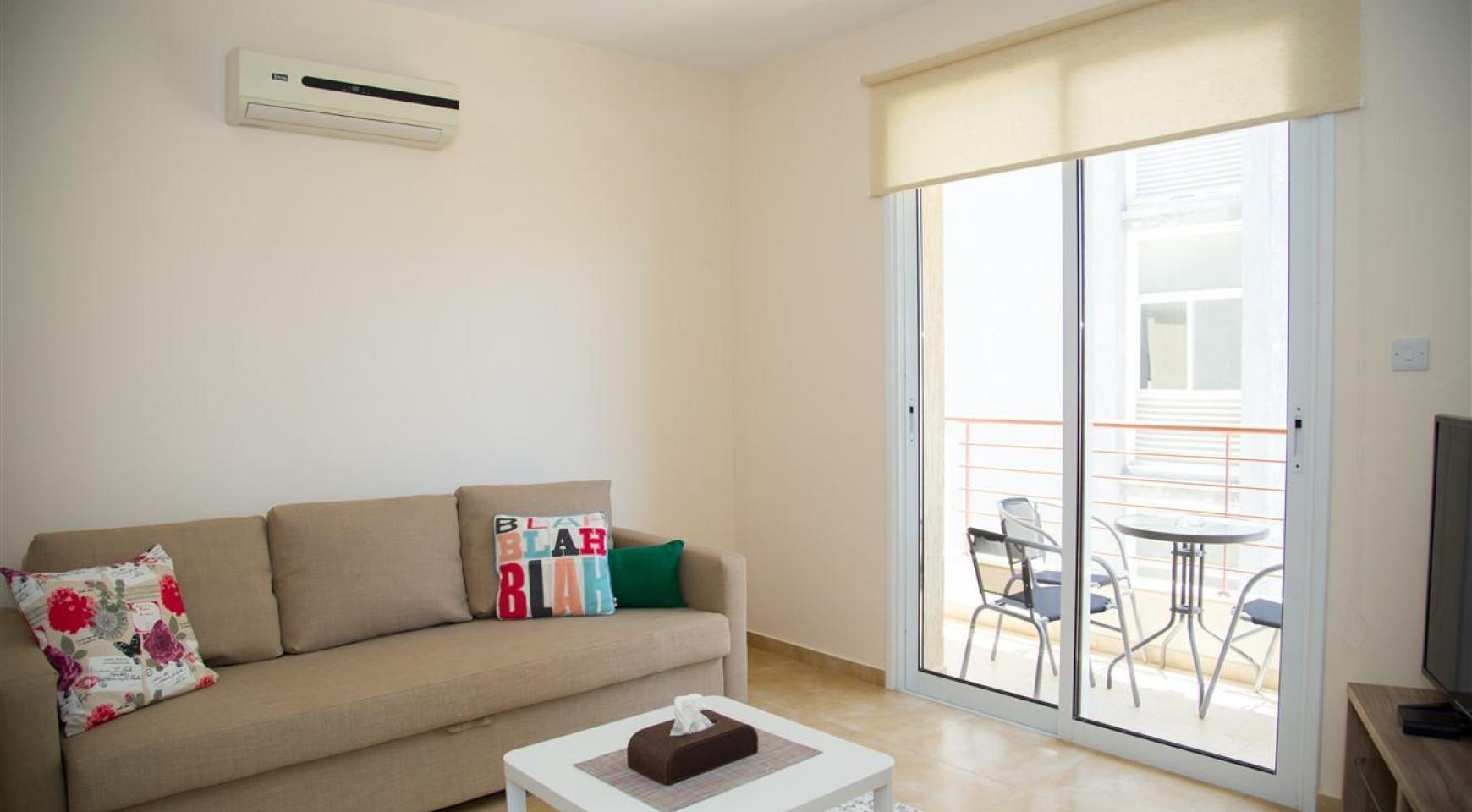 Frida Court. Cozy Spacious One Bedroom 103 Apartment in Potamos Germasogeia - 2