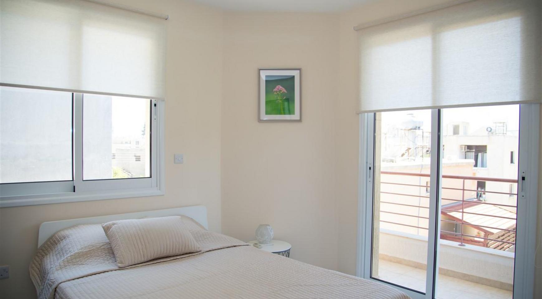 Frida Court. Cozy Spacious One Bedroom 103 Apartment in Potamos Germasogeia - 7