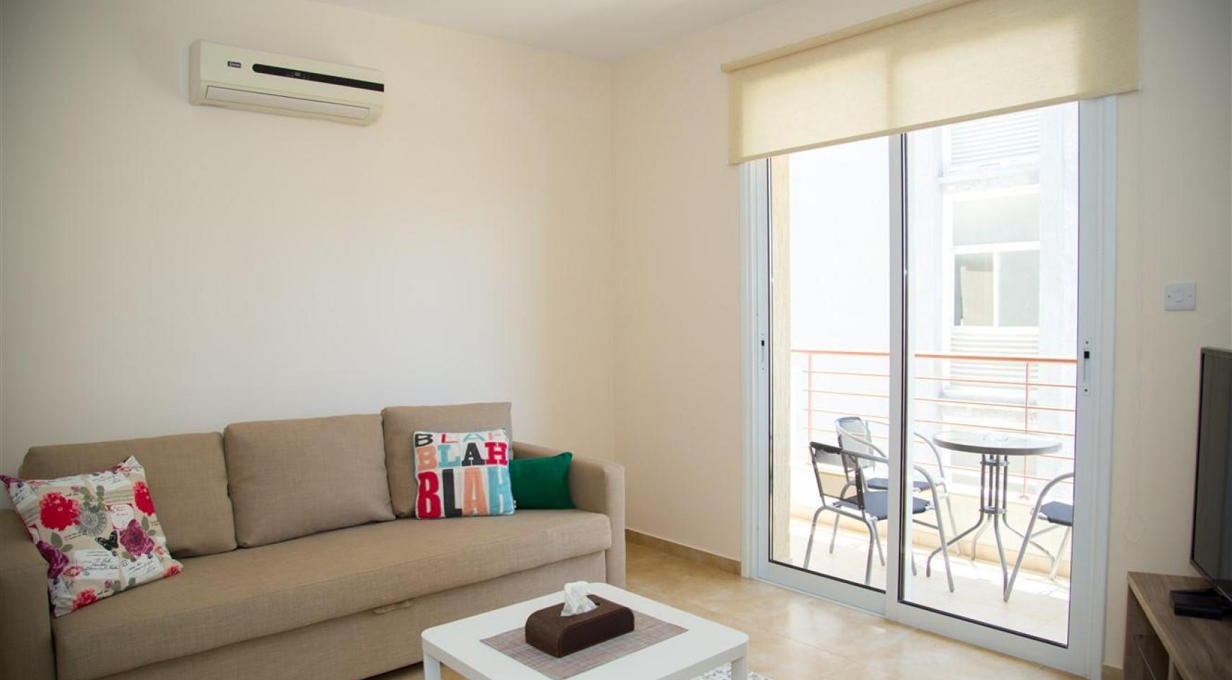 Frida Court. Cozy Spacious One Bedroom Apartment 203 in Potamos Germasogeia - 1