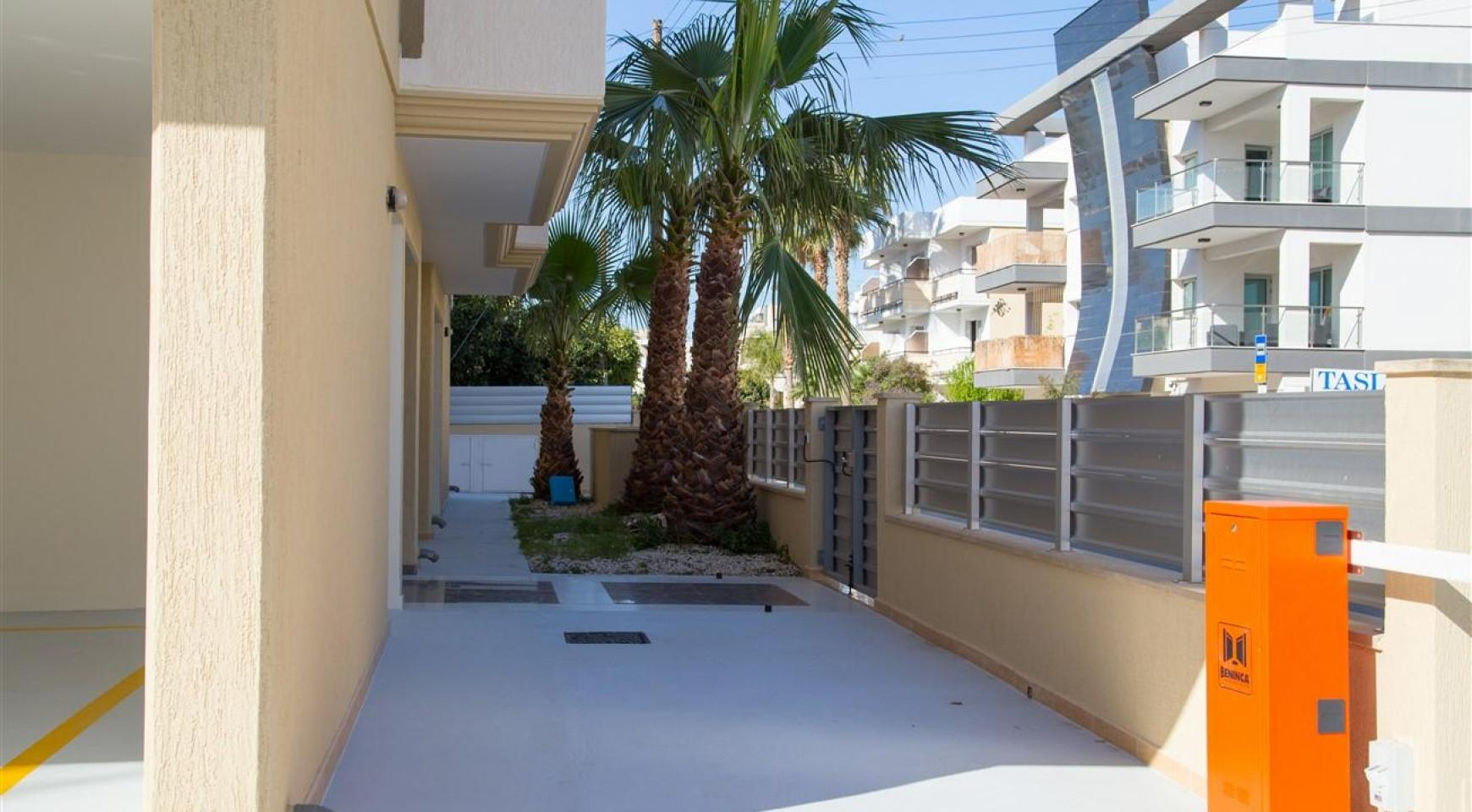 Frida Court. Cozy Spacious One Bedroom  Apartment 204 in Potamos Germasogeia - 13