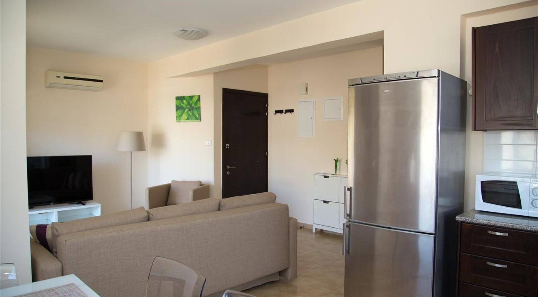 Frida Court. Cozy Spacious One Bedroom  Apartment 204 in Potamos Germasogeia - 7