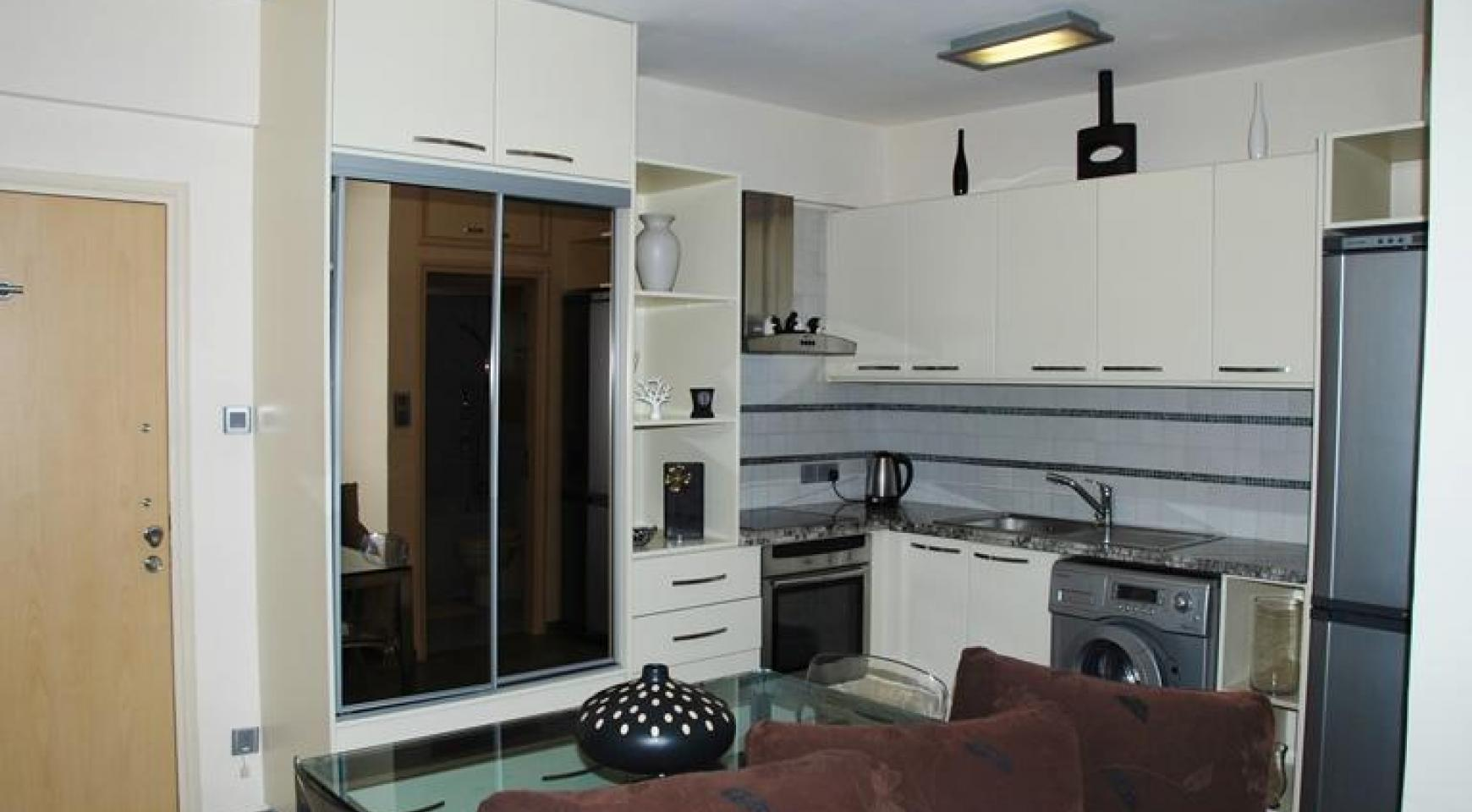 One Bedroom Apartment near the Beach in Agios Tychonas - 4