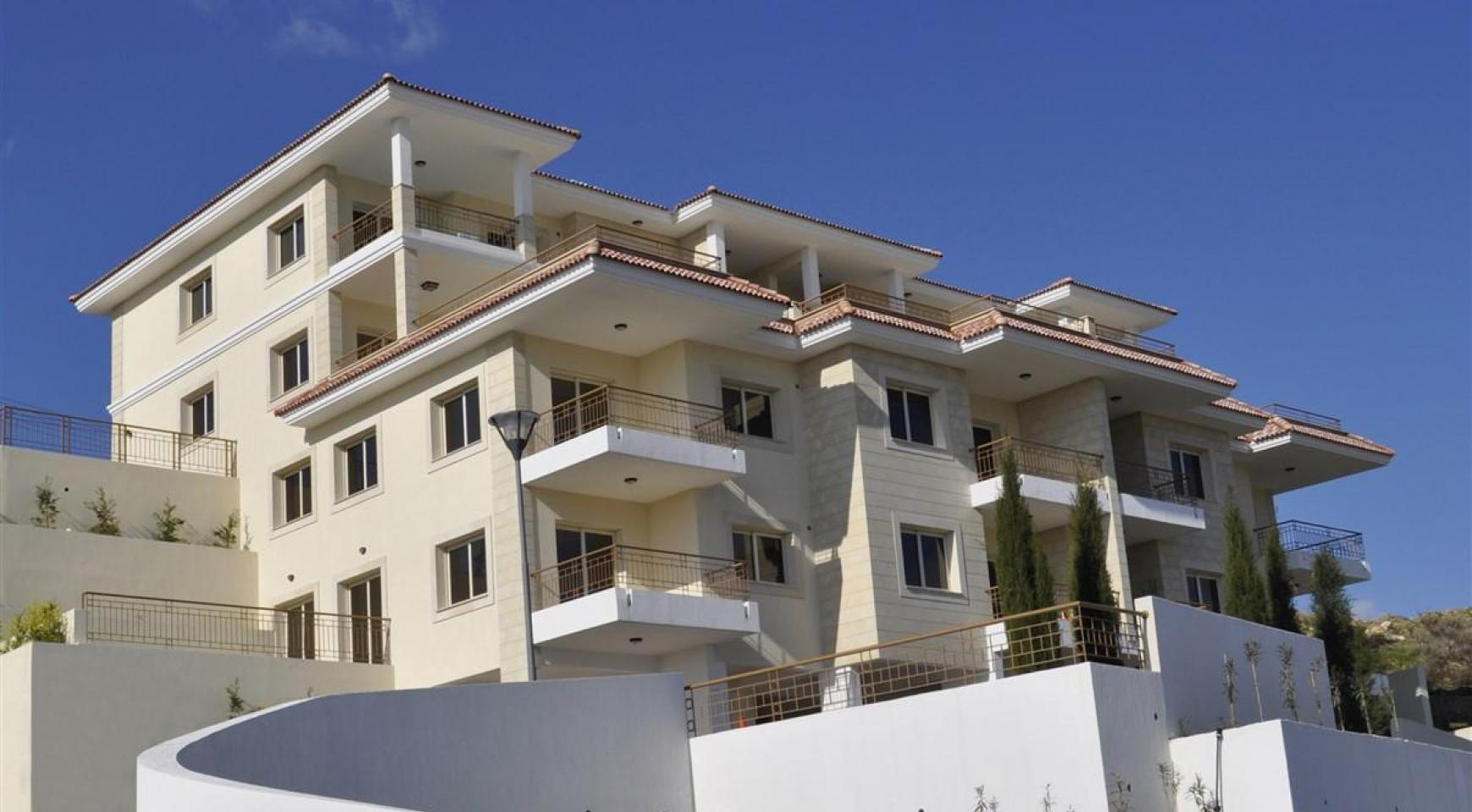 2 Bedroom Apartment with Amazing Views in Agios Athanasios - 4