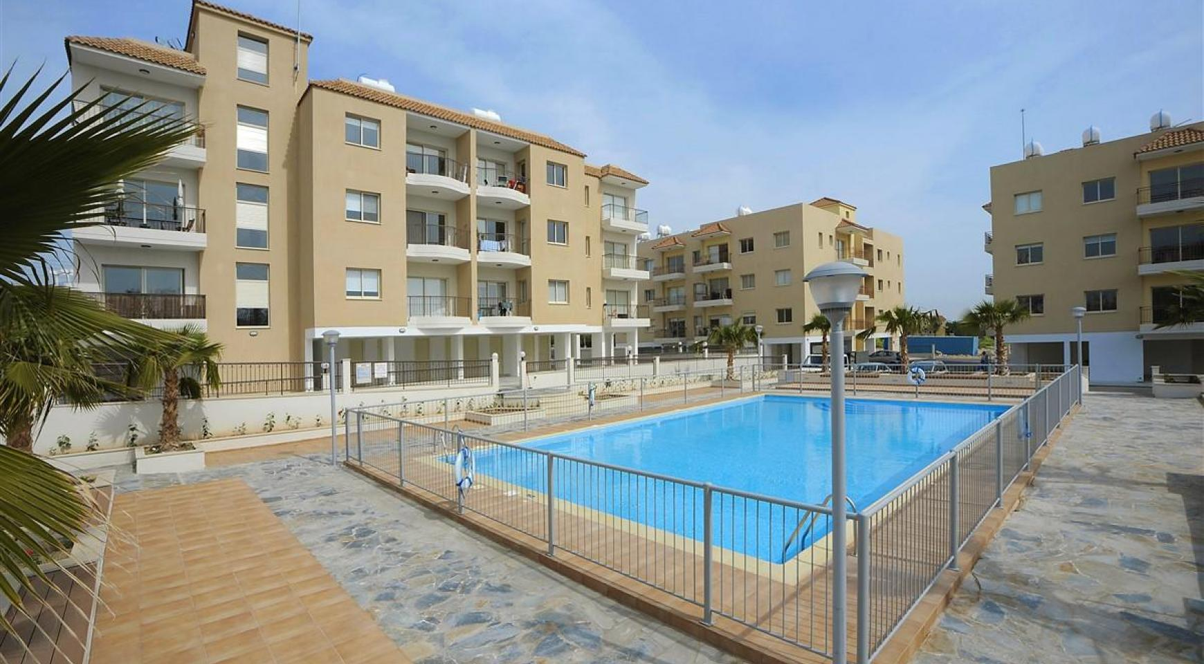 2 Bedroom Apartment in a Complex with the Swimming Pool - 2