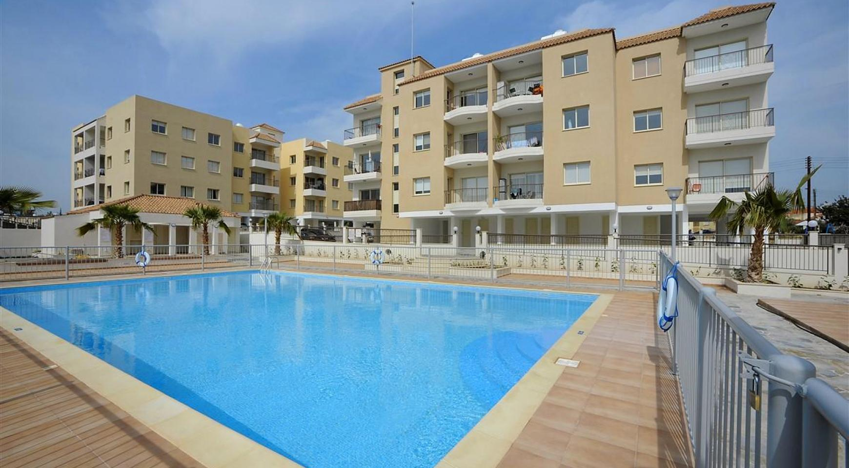 2 Bedroom Apartment in a Complex with the Swimming Pool - 1