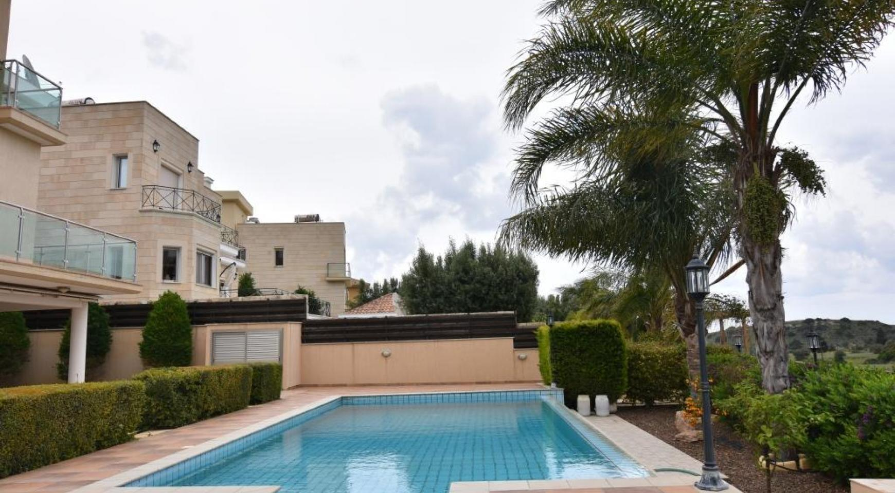 Luxury 4 Bedroom Villa with Stunning Mountain and Sea Views - 2
