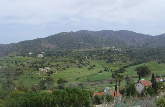 Large Building Plot with Magnificient Views in Finikaria