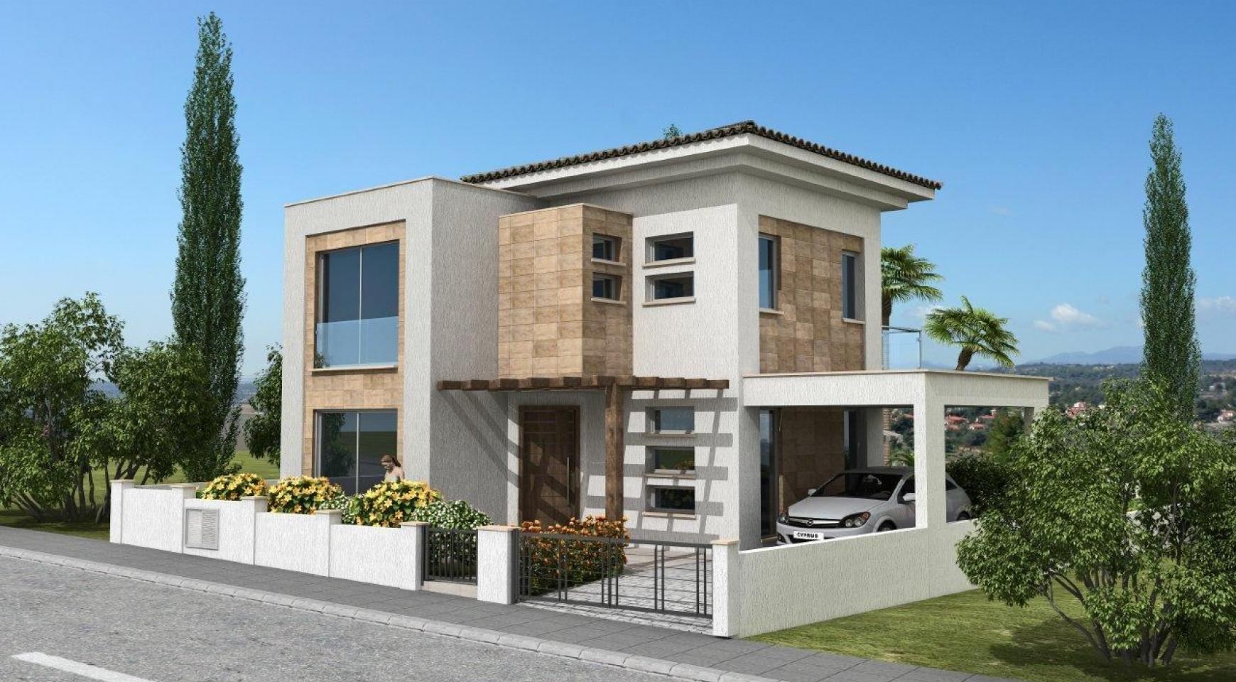 New 3 Bedroom Villa in a Contemporary Development in Moni - 4