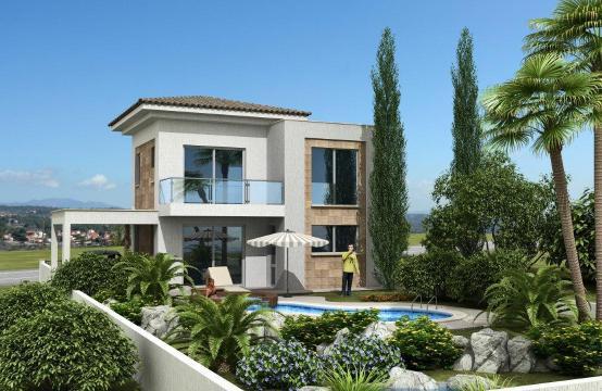 New 3 Bedroom Villa in a Contemporary Development in Moni