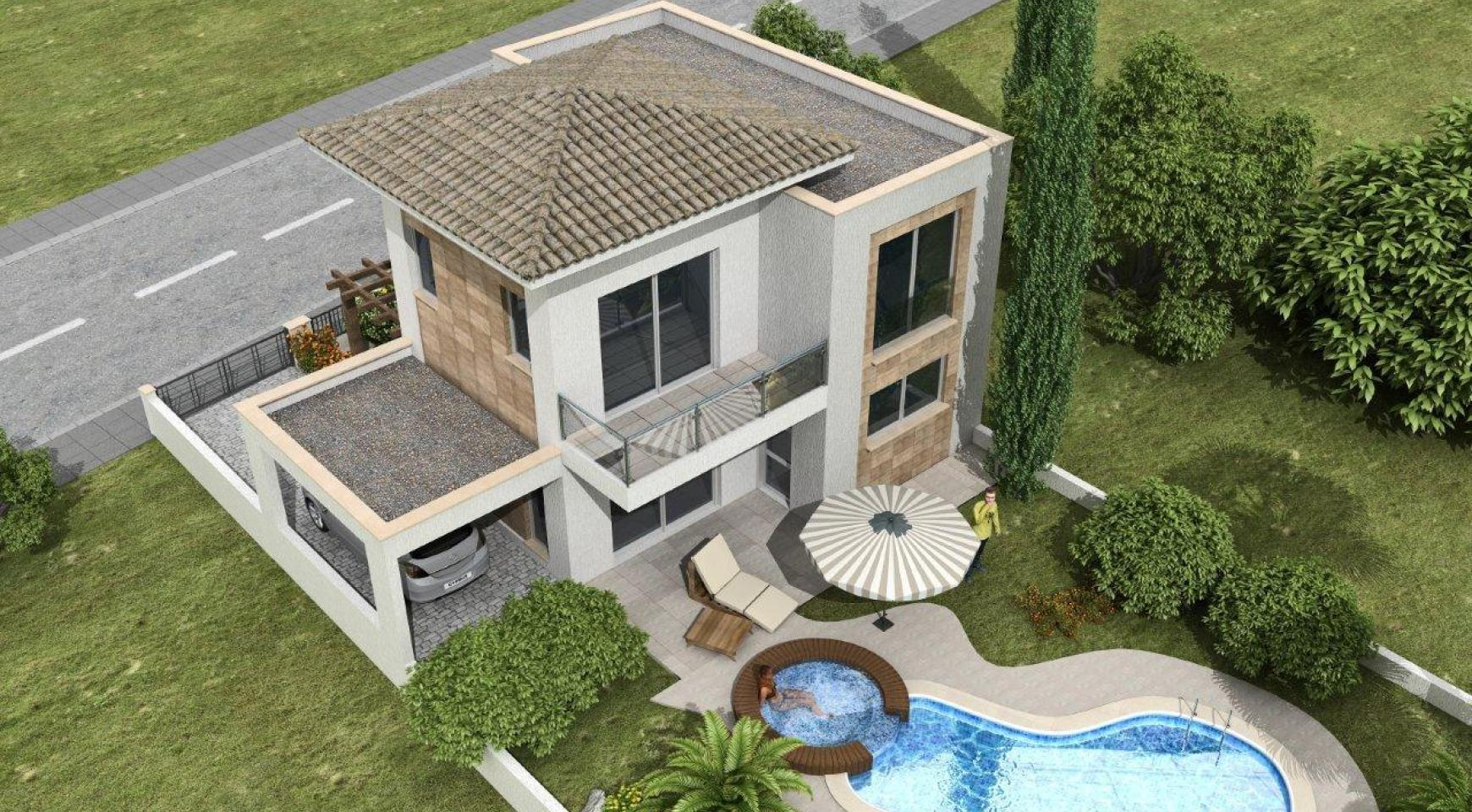 New 3 Bedroom Villa in a Contemporary Development in Moni - 3