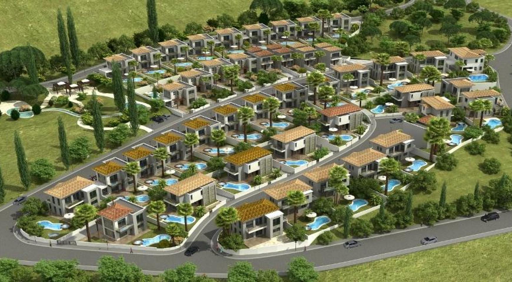 New 3 Bedroom Villa in a Contemporary Development in Moni - 5
