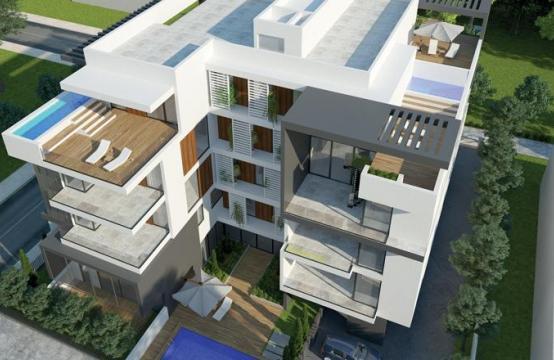 New 2 Bedroom Apartment in a Contemporary Complex near the Sea