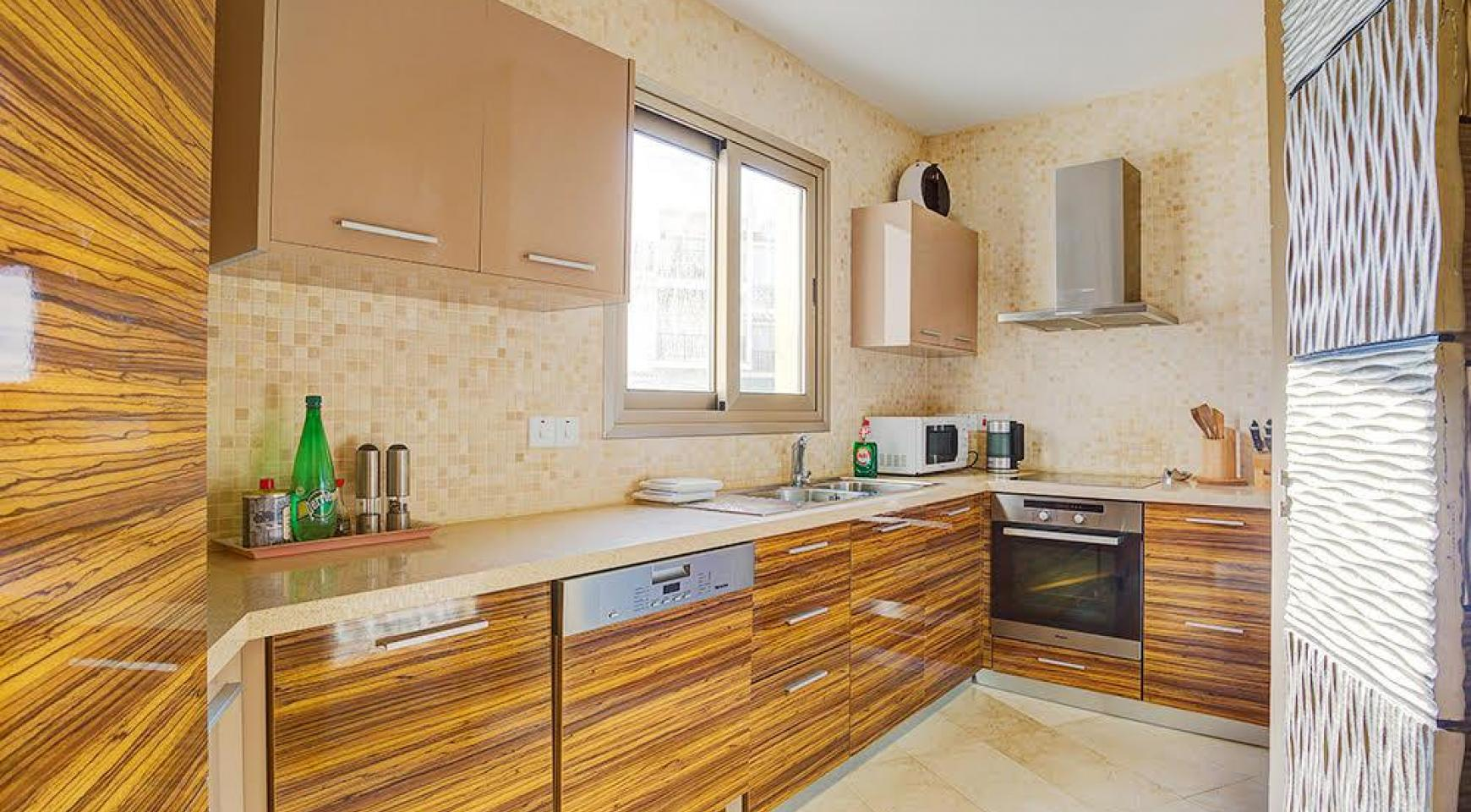 Luxurious 3 Bedroom Apartment Balmyra 22 in a Seafront Complex - 5