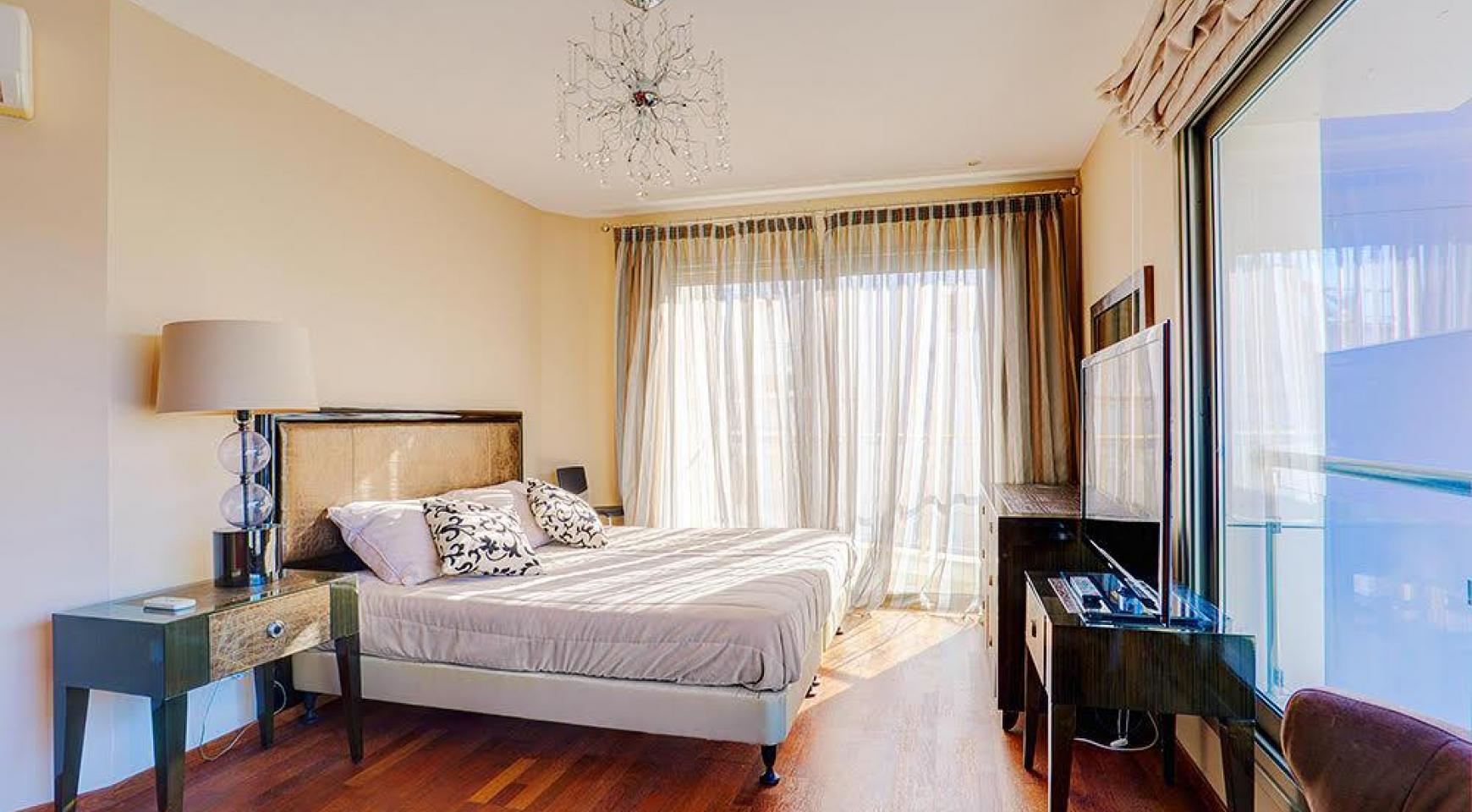 Luxurious 3 Bedroom Apartment Balmyra 22 in a Seafront Complex - 7