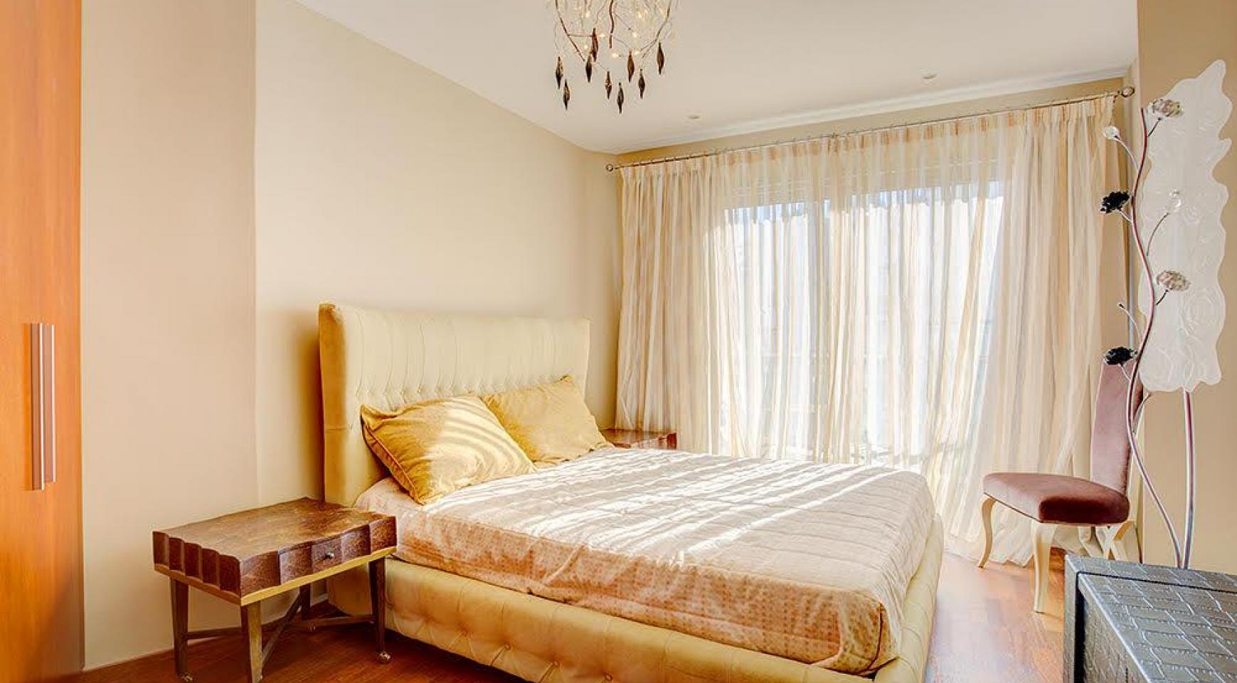 Luxurious 3 Bedroom Apartment Balmyra 22 in a Seafront Complex - 9