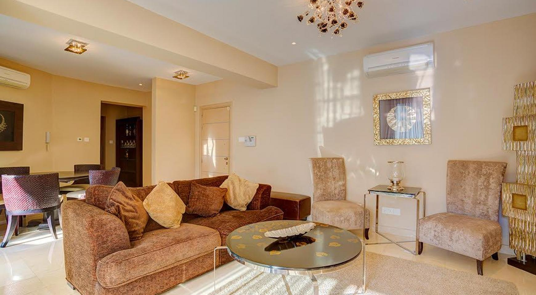 Luxurious 3 Bedroom Apartment Balmyra 22 in a Seafront Complex - 3