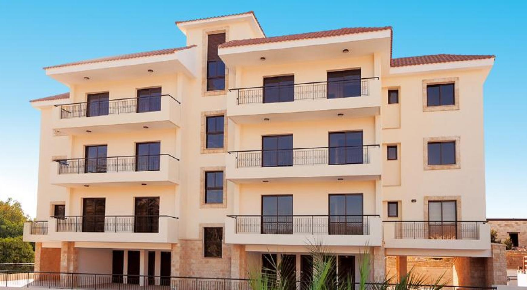 New One Bedroom Apartment in Germasogeia - 8
