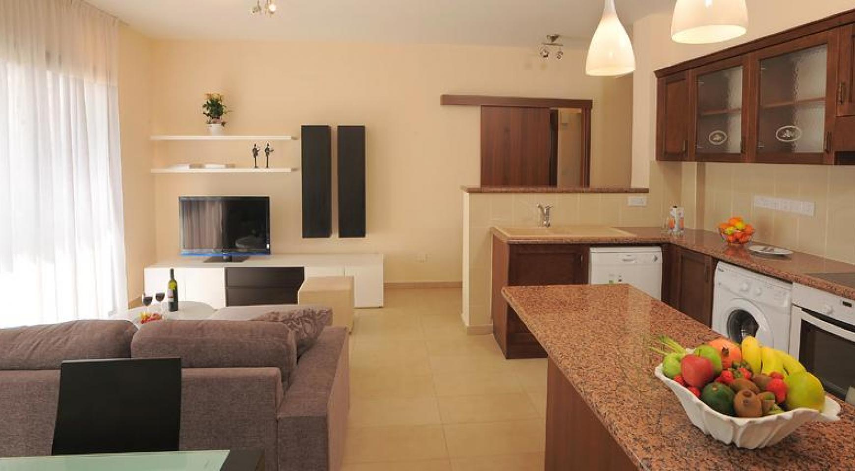New One Bedroom Apartment in Germasogeia - 3