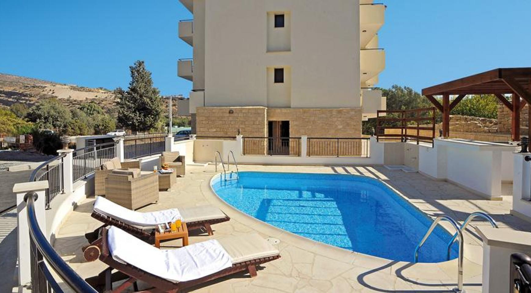 New One Bedroom Apartment in Germasogeia - 1