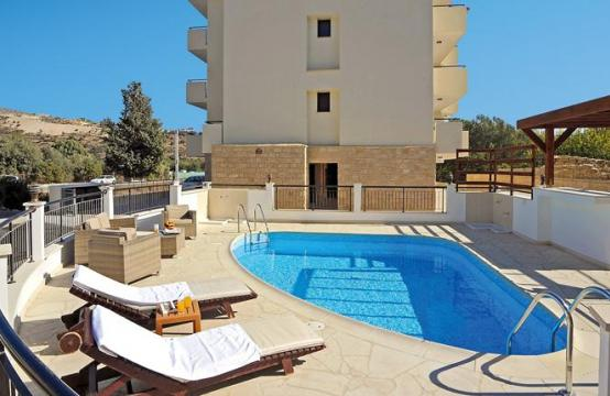 New One Bedroom Apartment in Germasogeia