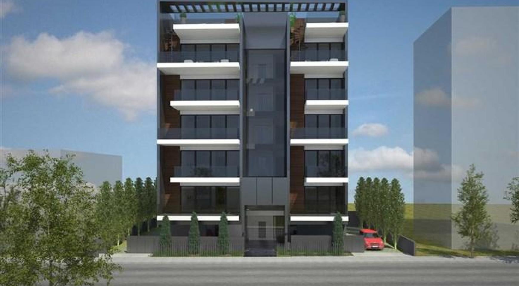 New 2 Bedroom Apartment near the Sea in Neapolis Area - 2