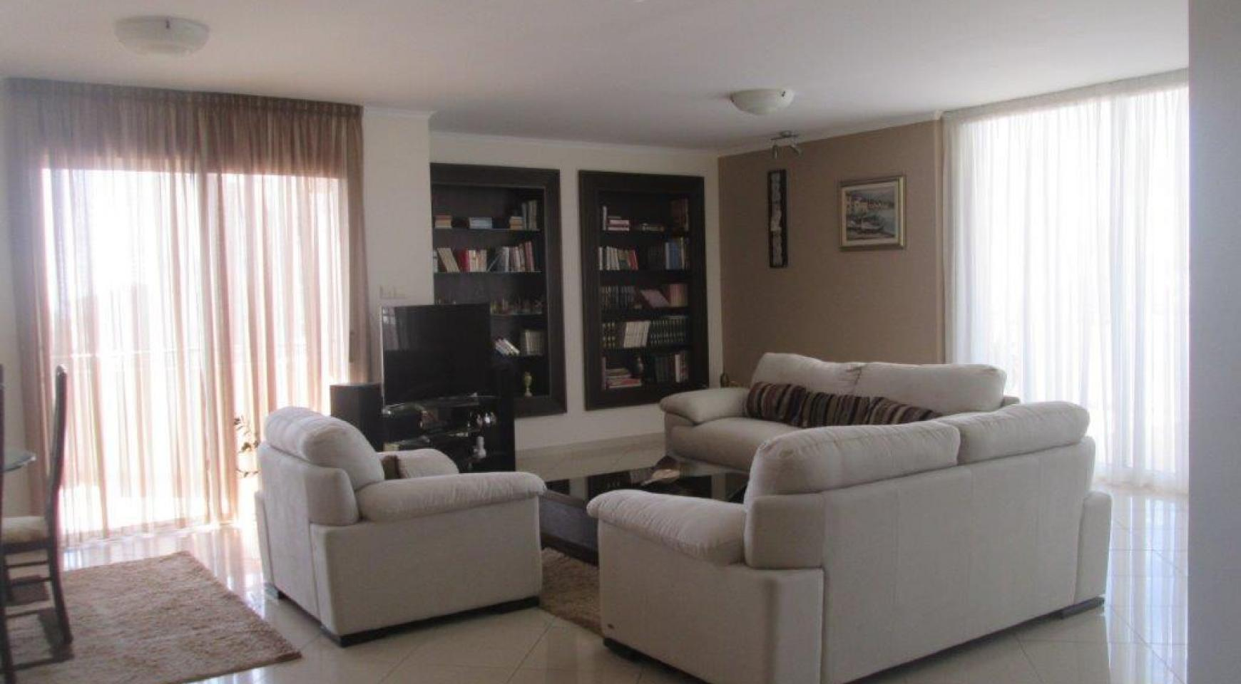 Luxury 3 Bedroom Apartment in Mesa Geitonia - 1