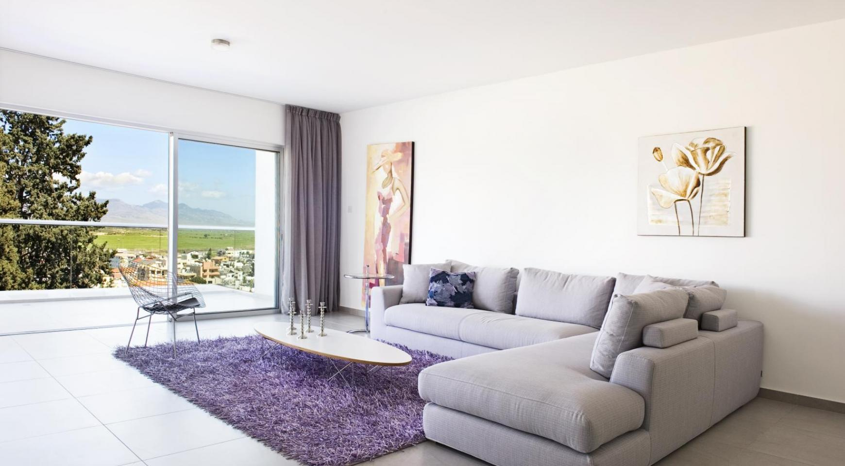 Contemporary 3 Bedroom Apartment in Aglantzia Area - 1