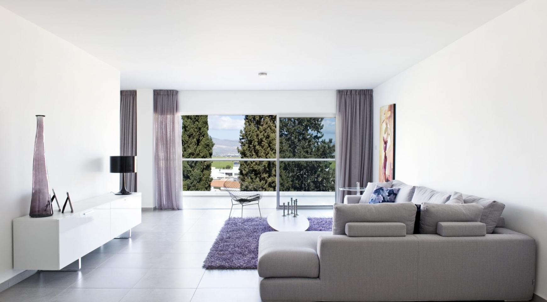 Contemporary 3 Bedroom Apartment in Aglantzia Area - 5