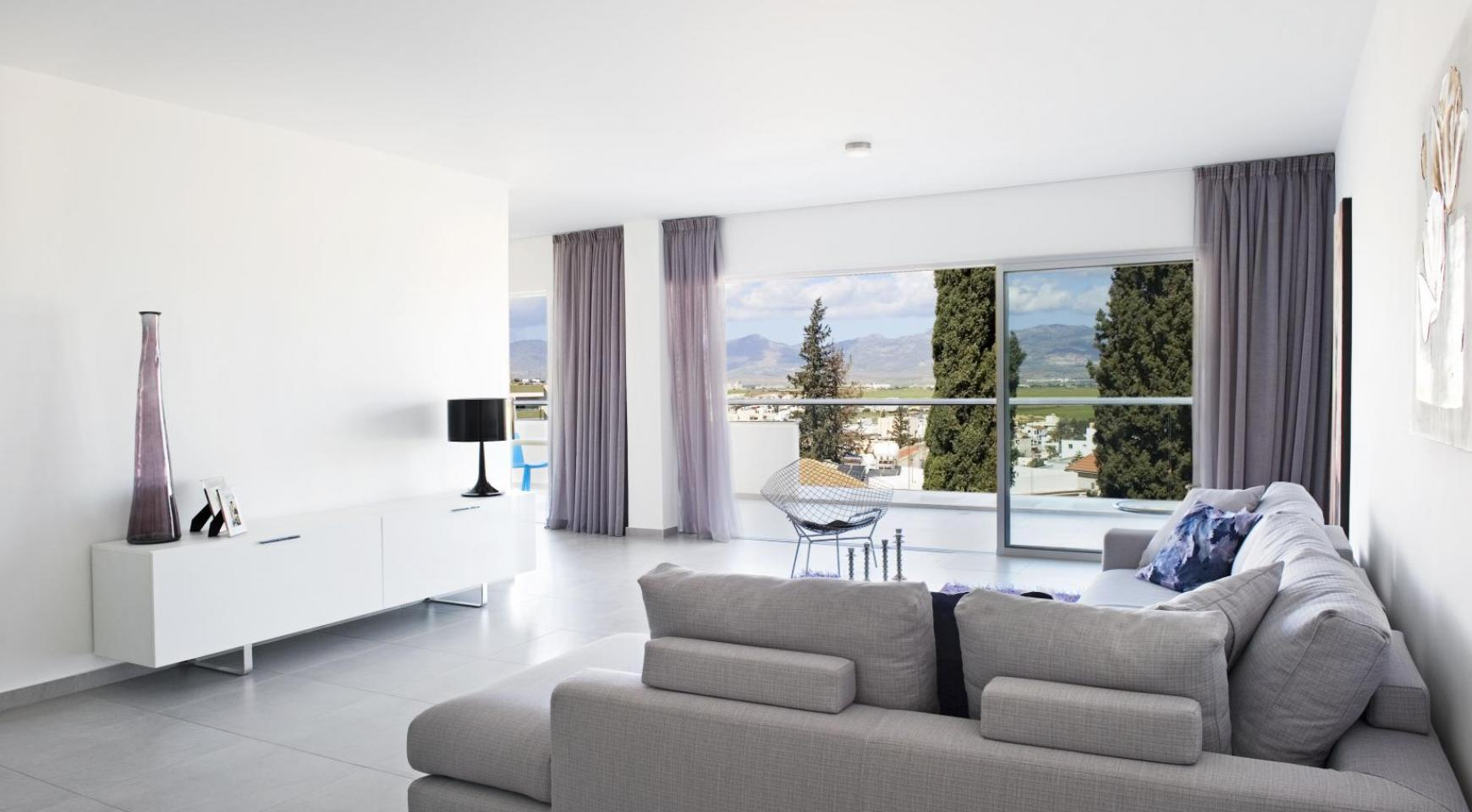 Contemporary 3 Bedroom Apartment in Aglantzia Area - 4
