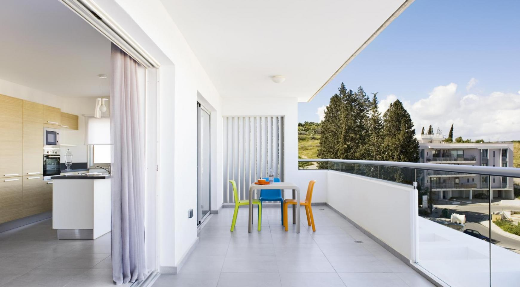 Contemporary 3 Bedroom Apartment in Aglantzia Area - 8