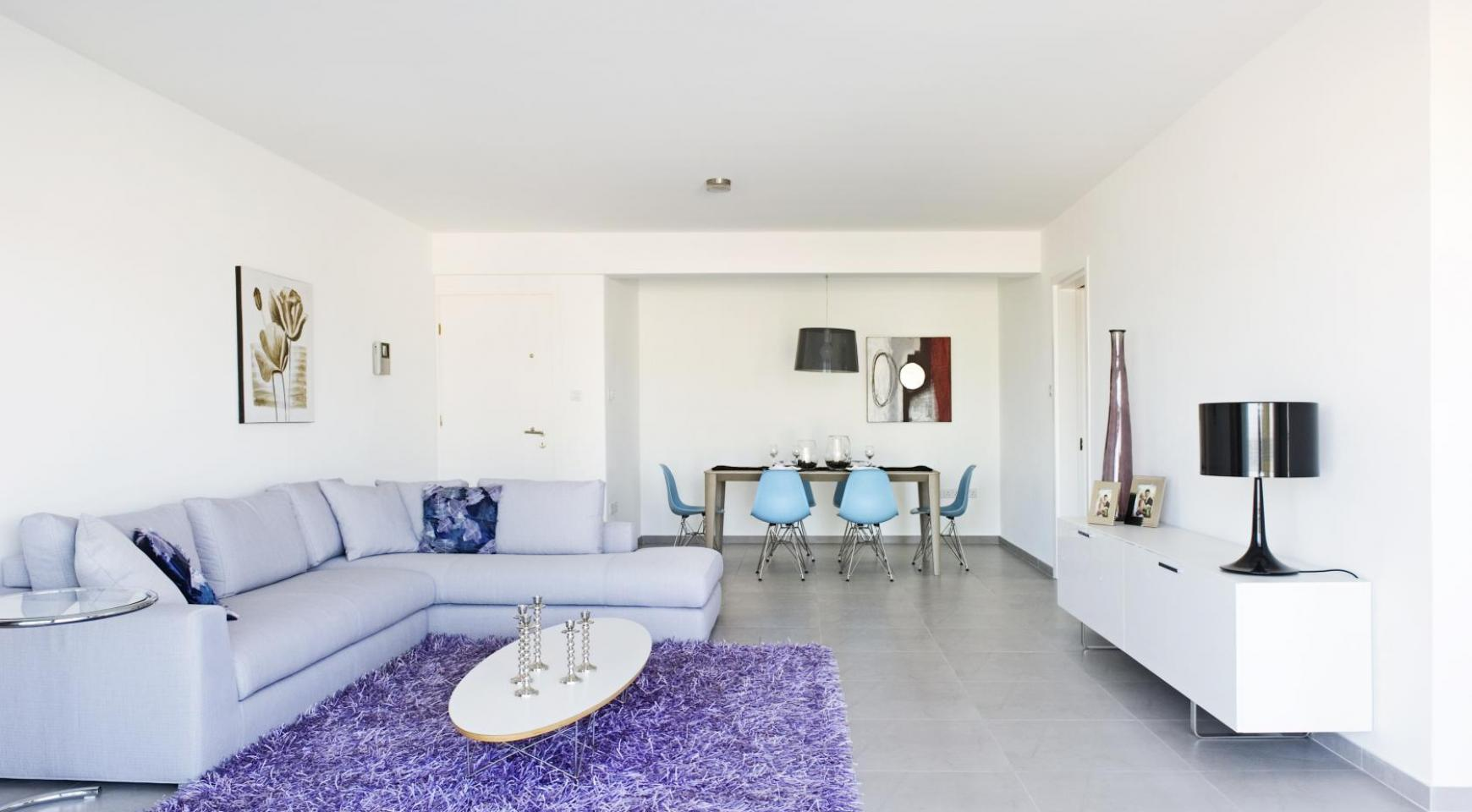 Contemporary 3 Bedroom Apartment in Aglantzia Area - 3