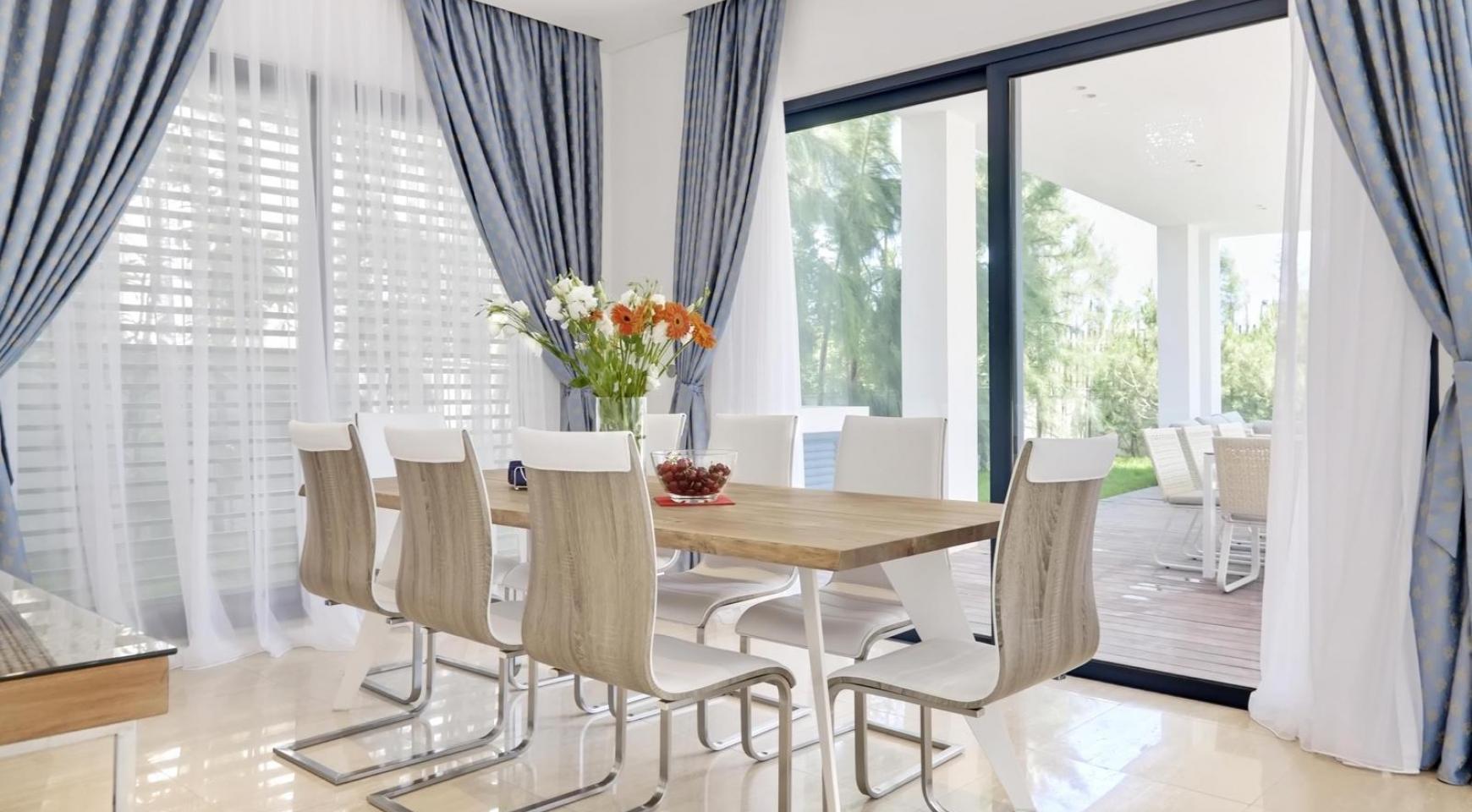 New Luxurious 4 Bedroom Villa in the Tourist Area - 25