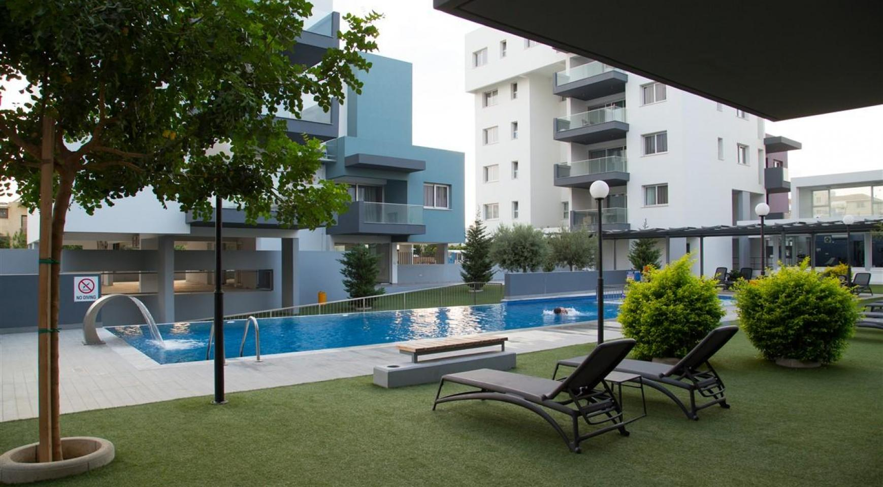 Spacious Luxury 3 Bedroom Apartment in a New Complex - 3