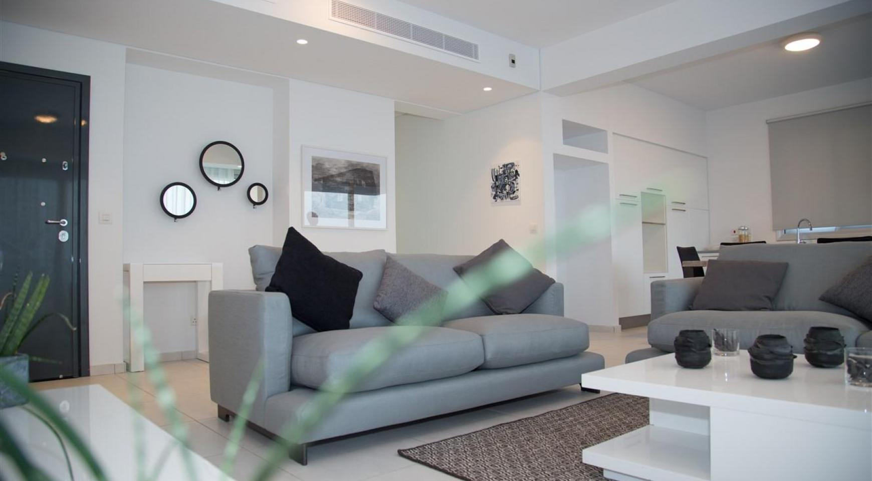 Spacious Luxury 3 Bedroom Apartment in a New Complex - 22