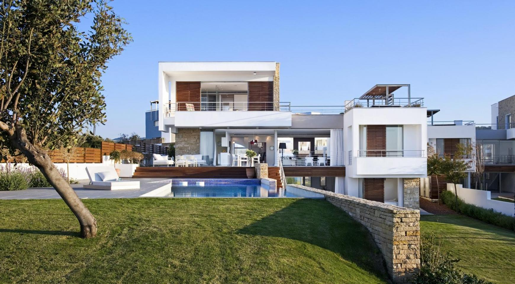 Exclusive 4 Bedroom Villa with Sea Views near Latsi - 3