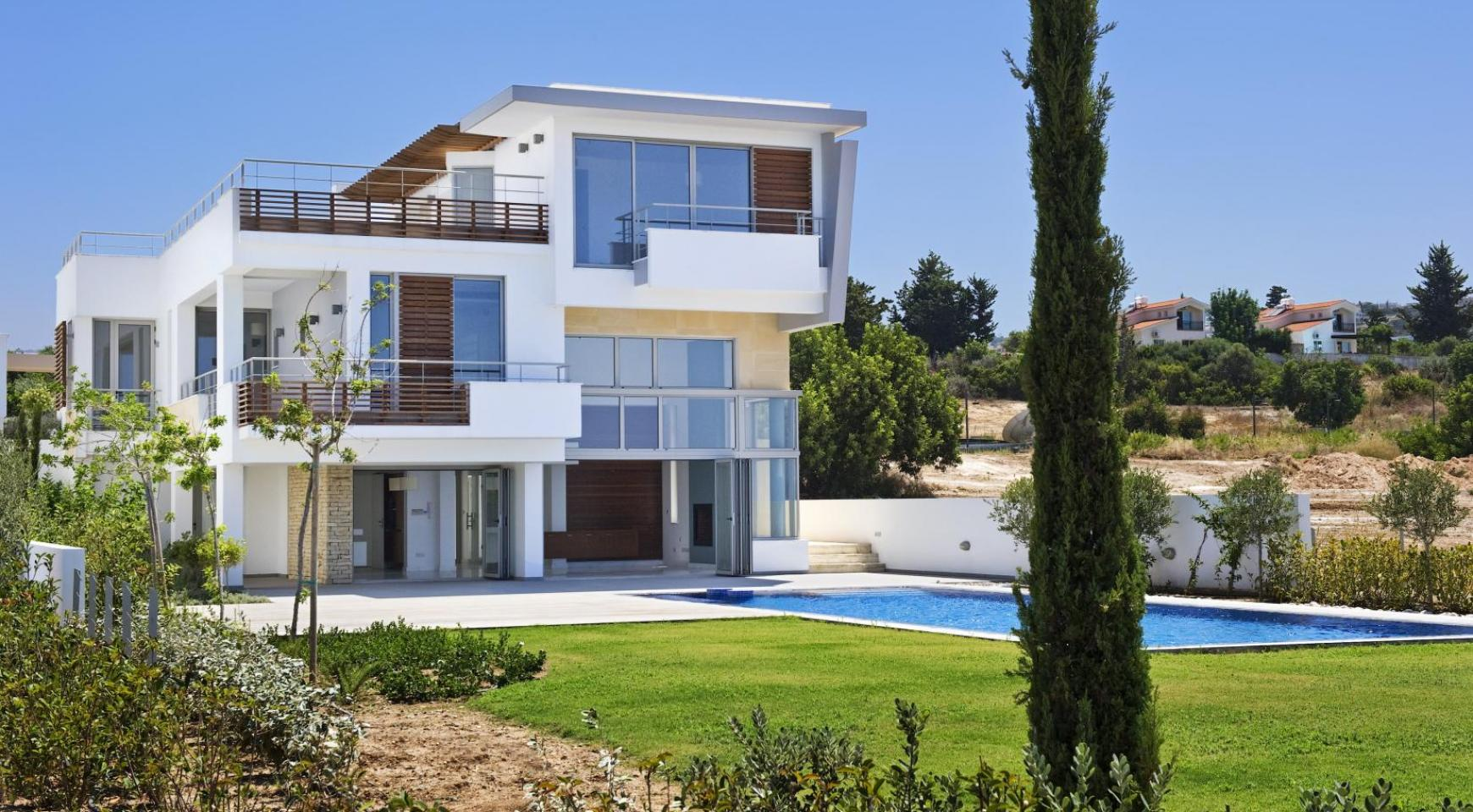 Exclusive 4 Bedroom Villa with Sea Views near Latsi - 1