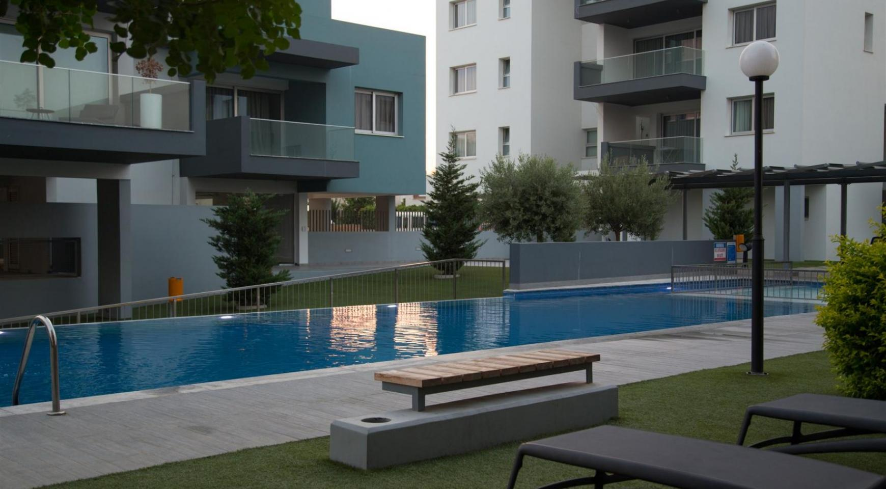 Luxury 2 Bedroom Apartment in a New Complex - 15