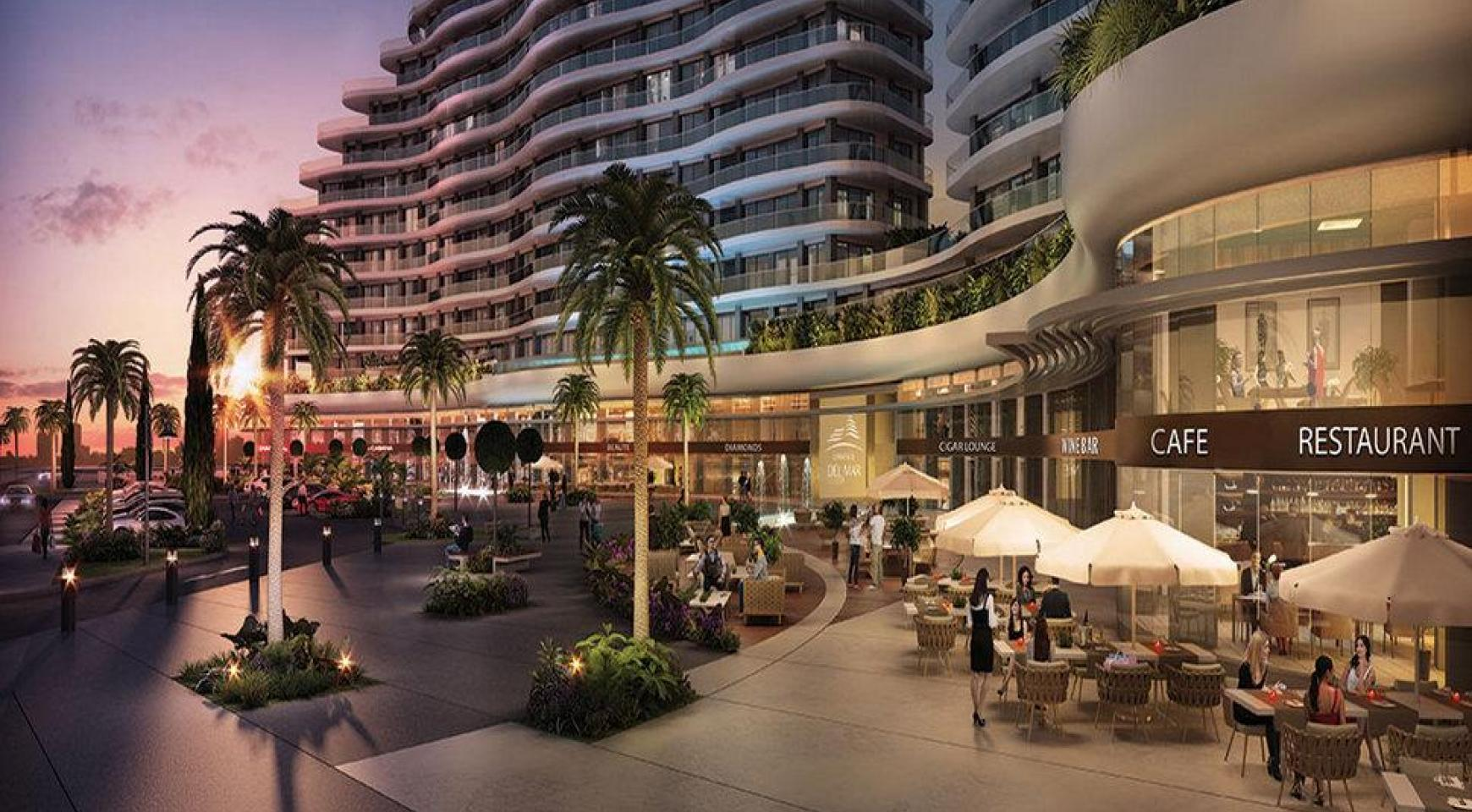 Luxurious 4 Bedroom Apartment in an Exclusive Seafront Project   - 8