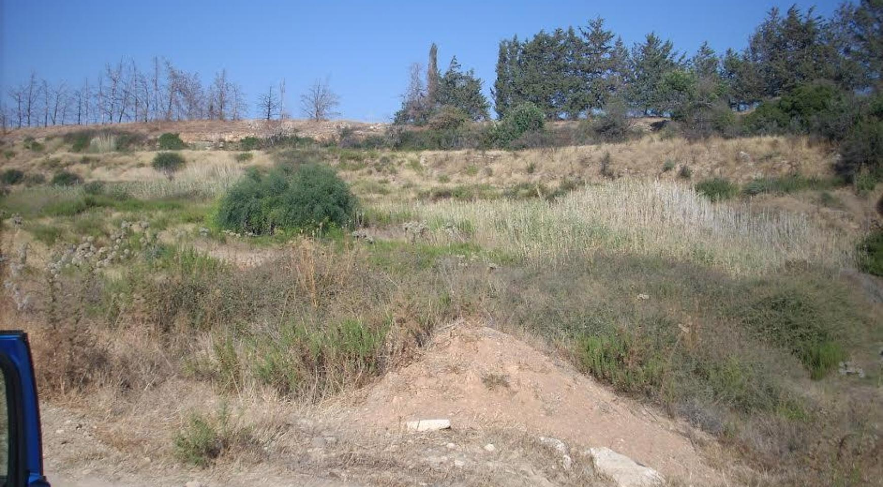 Large Building Plot with Sea Views in Kouklia - 7
