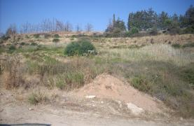 Large Building Plot with Sea Views in Kouklia - 9