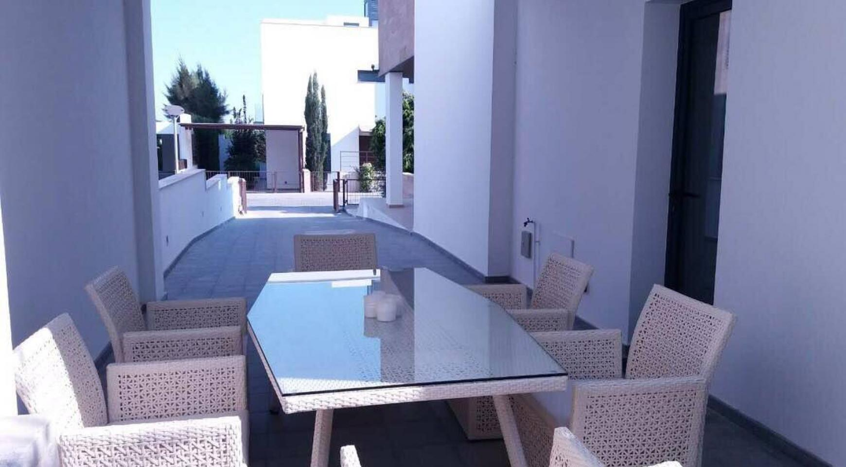 New Luxurious 3 Bedroom Villa  within a Gated Project near the Sea - 6