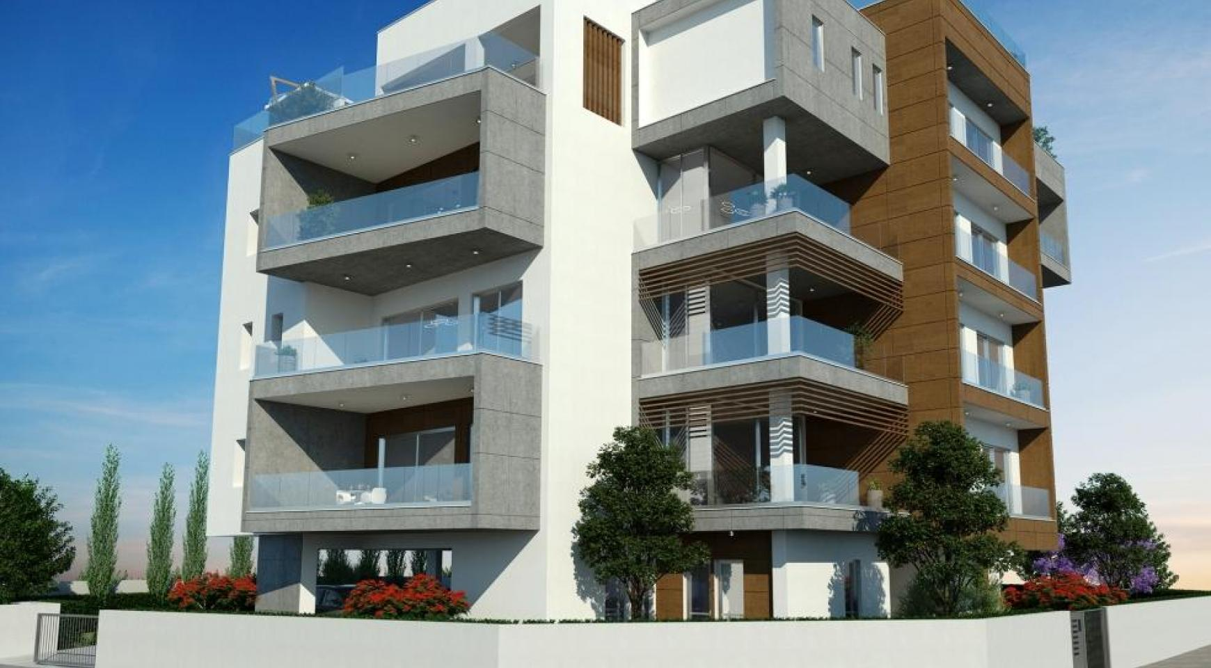 New Modern 3 Bedroom Apartment in Mesa Geitonia - 9