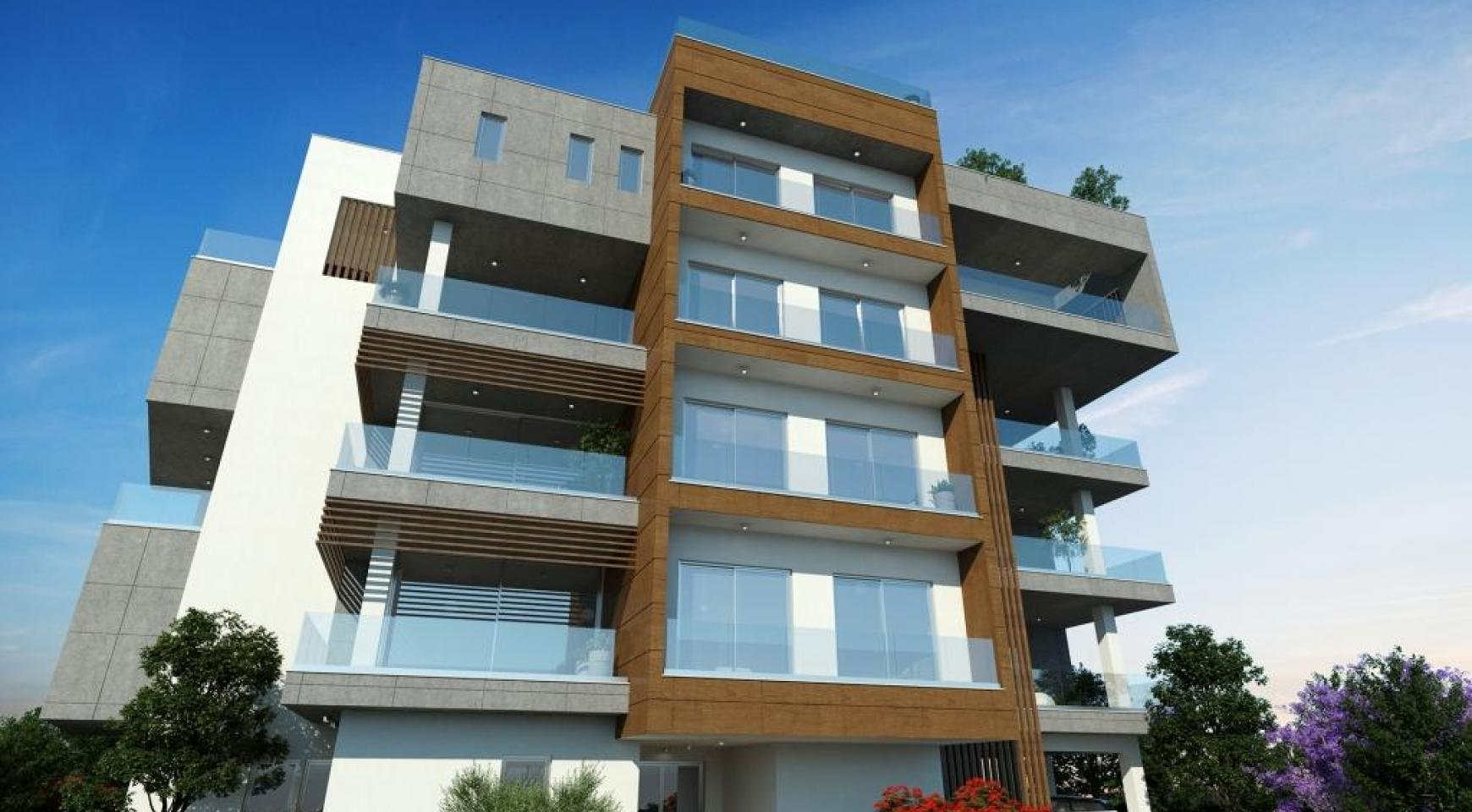 New Modern 3 Bedroom Apartment in Mesa Geitonia - 5
