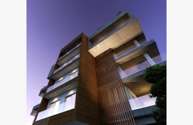 New 3 Bedroom Penthouse with the Swimming Pool in Mesa Geitonia  - 20