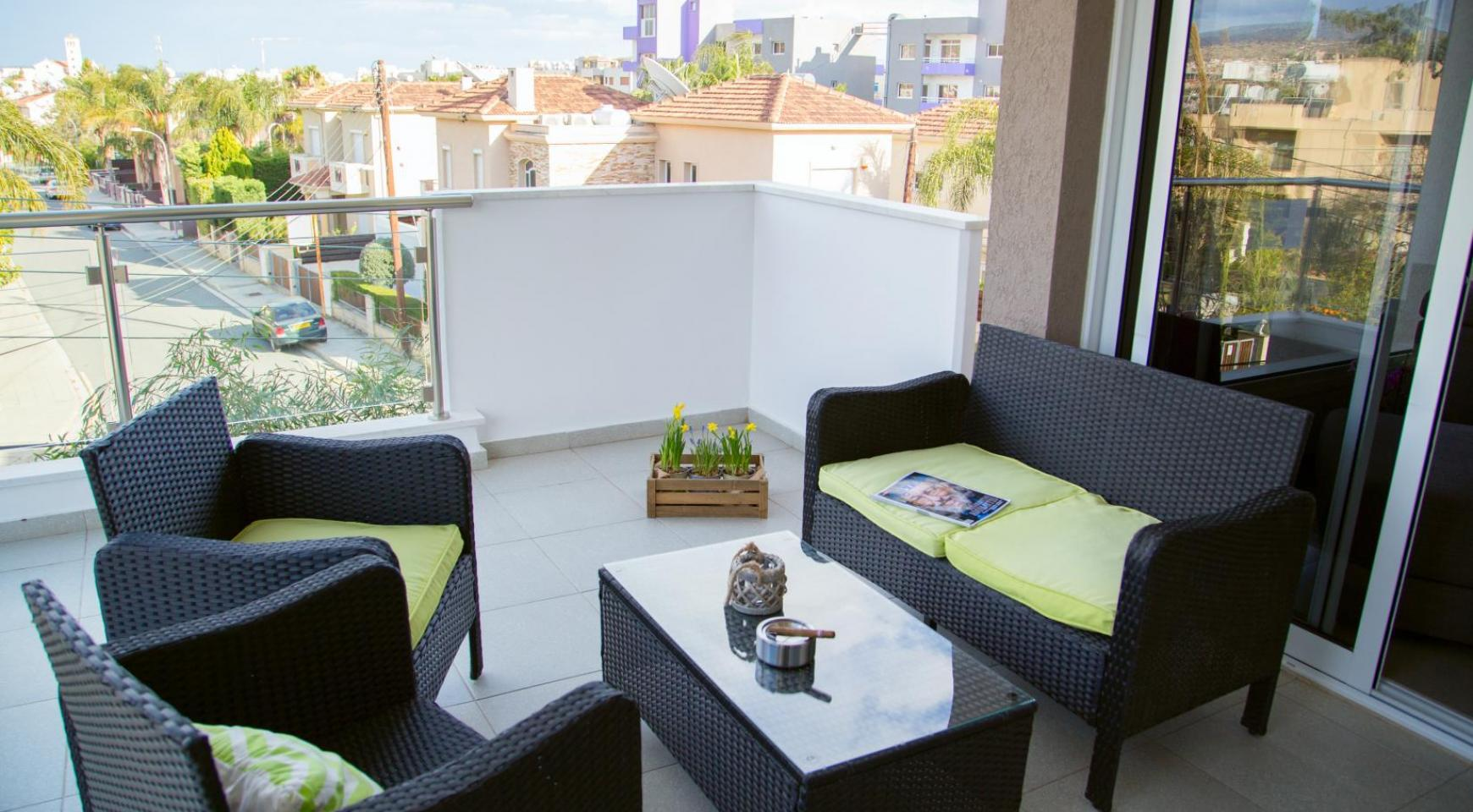 Luxury 2 Bedroom Apartment in the Tourist Area - 6