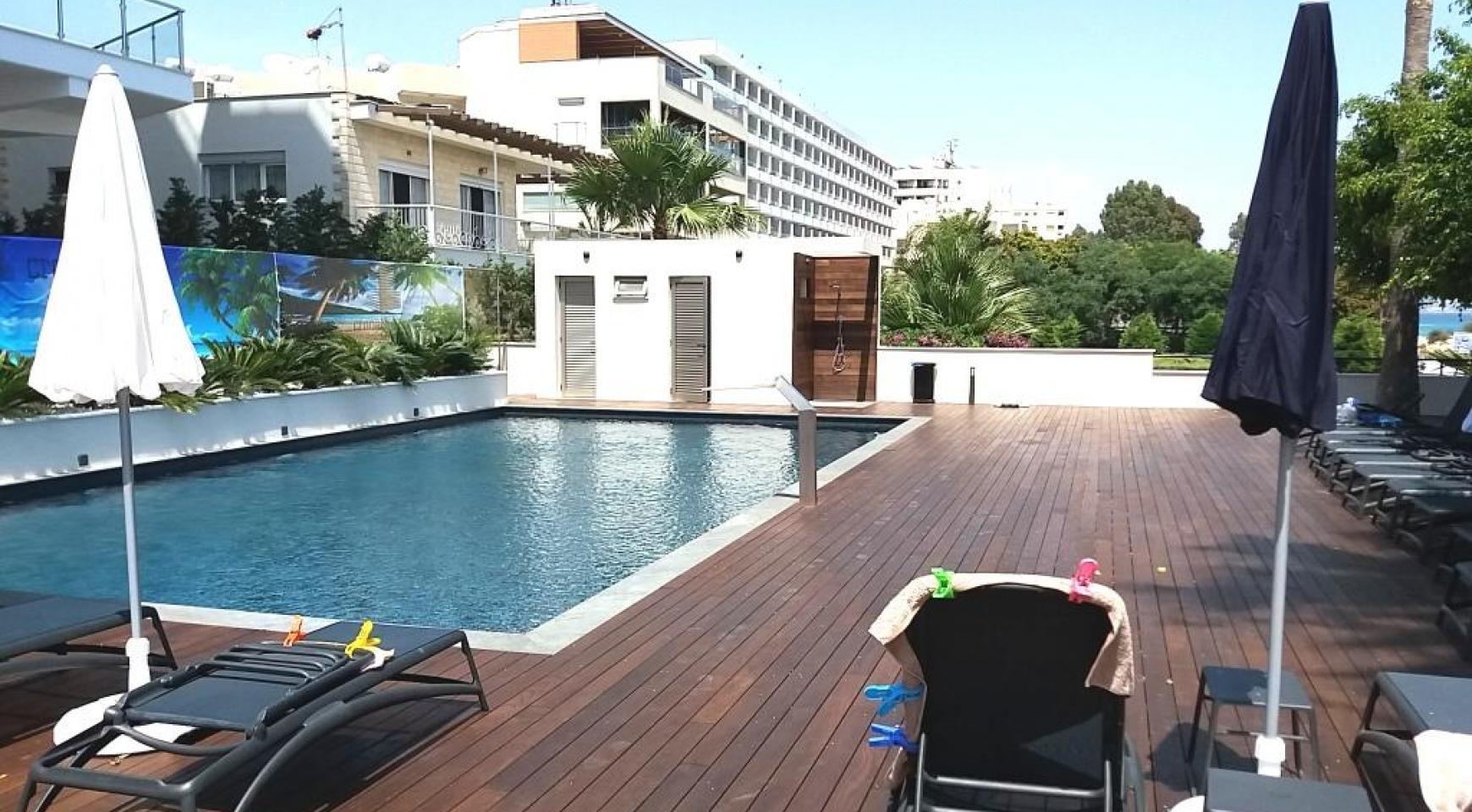 Spacious Beachfront  Apartment in the Tourist area - 2