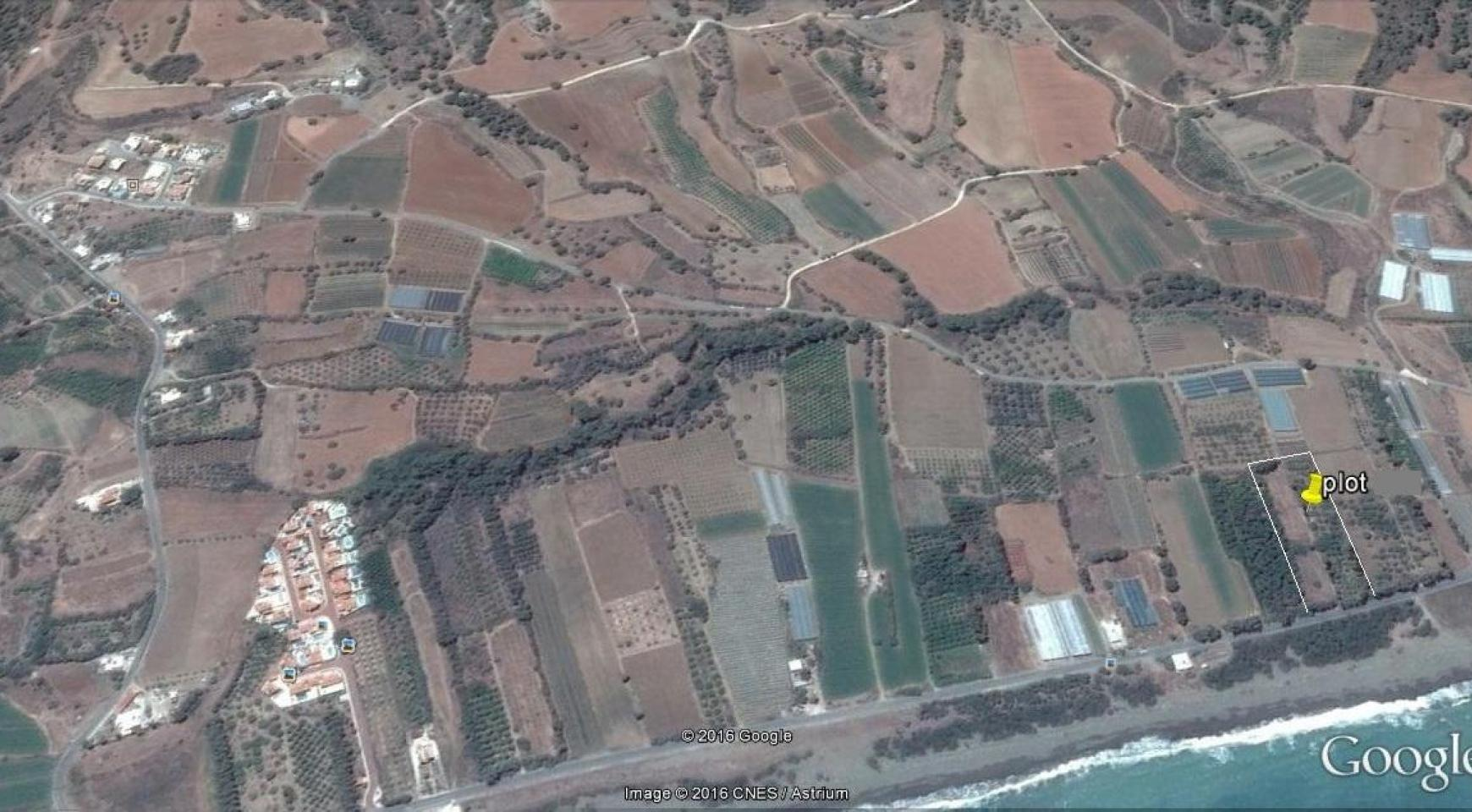 Large Building Plot near the Sea in Gialia Area - 3