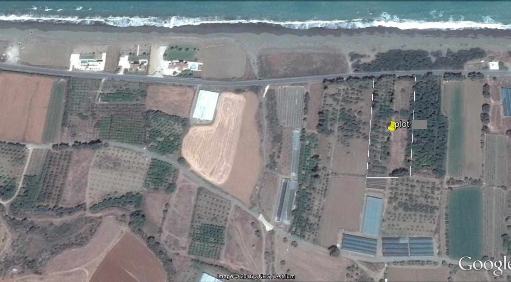 Large Building Plot near the Sea in Gialia Area - 4