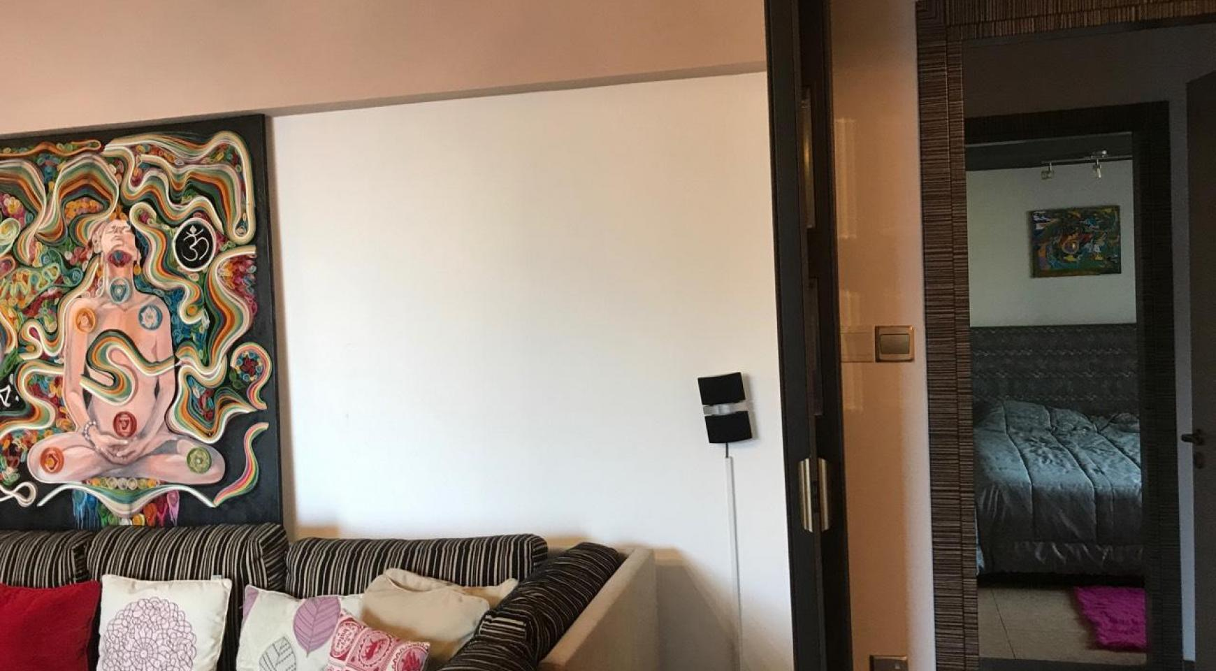 3 Bedroom Apartment in Molos Area near Limassol Marina - 2